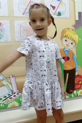 Платье Дарья.                                 cover of user feedbackПользователь 52931