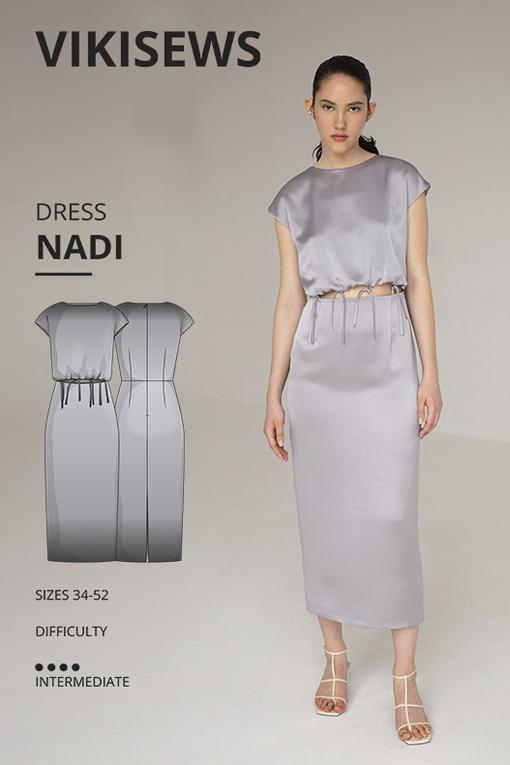 Nadi Dress