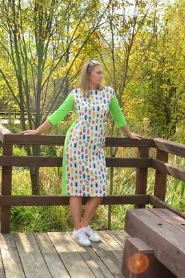 Платье Тельма.                                 cover of user feedbackНадежда 72089