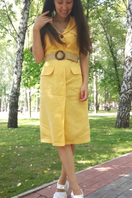 Платье Дакара.                                 cover of user feedbackПользователь 16060
