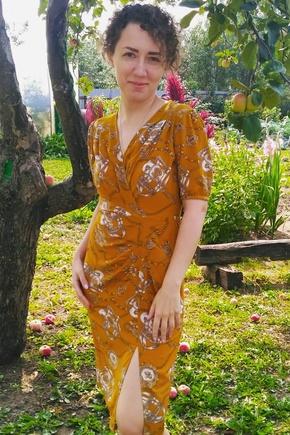 Я в этом платье Прекрасна!