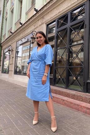 Платье из разряда и в пир и мир!