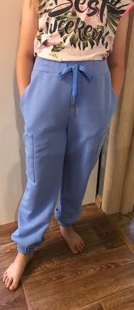 Слишком объемные брюки