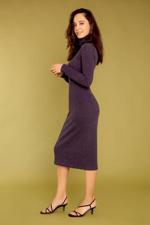 Платье-водолазка/водолазка Мелисса