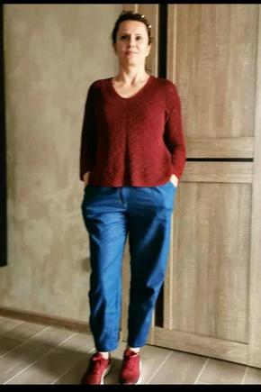 Неплохо в виде джинсов