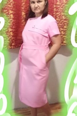 Платье Рената.                                 cover of user feedbackПользователь 151042