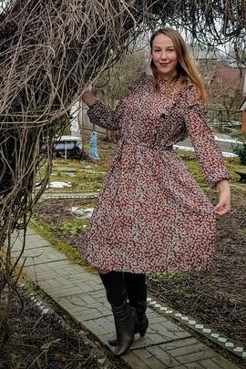 Платье Вики.                                 cover of user feedbackПользователь 57028