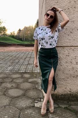 Юбка Теона.                                 cover of user feedbackНатали