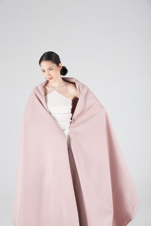 Джинса/деним, пыльный розовый