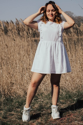 Платье Вики.                                 cover of user feedbackOlya Ver