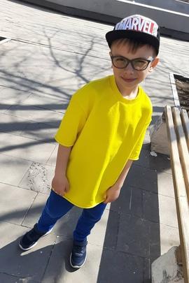 Джемпер (футболка) Глен (мальчики).                                 cover of user feedbackПользователь 128211