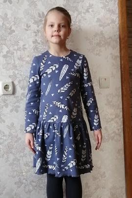 Платье Дарья.                                 cover of user feedbackПользователь 82827