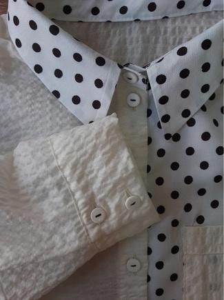 Восхитительная рубашка!