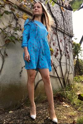 Платье Вики.                                 cover of user feedbackНатали