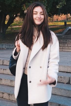Первое пальто ❤😊