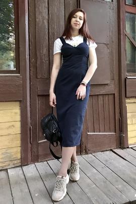 Платье Марго.                                 cover of user feedbackТатьяна