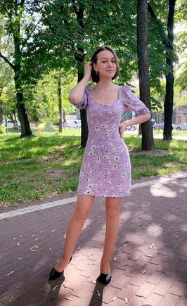 Платье - настроение лето)