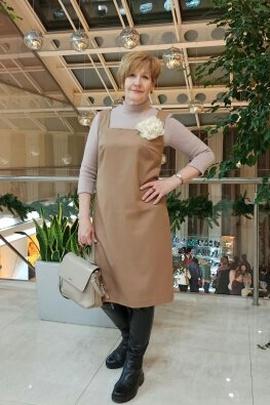 Платье Инесса.                                 cover of user feedbackПользователь 73879