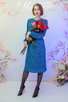 Красивое и простое платье