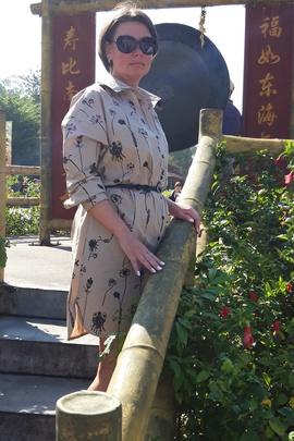 Платье-рубашка Адель.                                 cover of user feedbackПользователь 44382