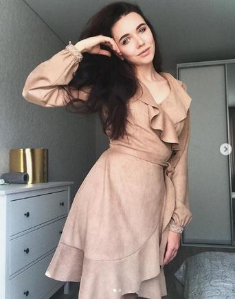 Тадам!🎉 Как же давно я хотела сшить это платье!