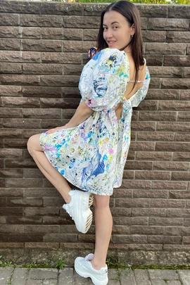 Платье Юни.                                 cover of user feedbackПользователь 145571