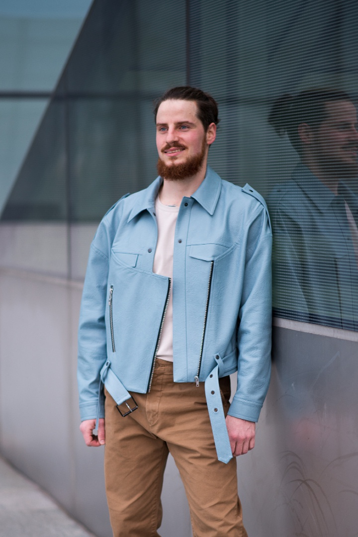 2. Марафон по пошиву куртки (косухи) Даниэль