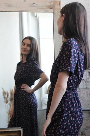 Самое простое и любимое платье ❤️