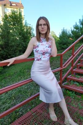 Юбка Сати.                                 cover of user feedbackДарья Доронина