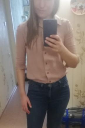 Моя первая рубашка.
