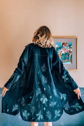 Платье-рубашка Адель.                                 cover of user feedbackПолина Александрова