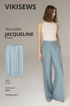 Jacqueline Trousers