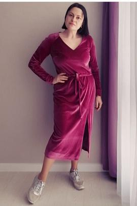 Платье Ливия.                                 cover of user feedbackПользователь 44873