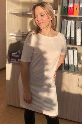 Платье Марина.                                 cover of user feedbackПользователь 108591