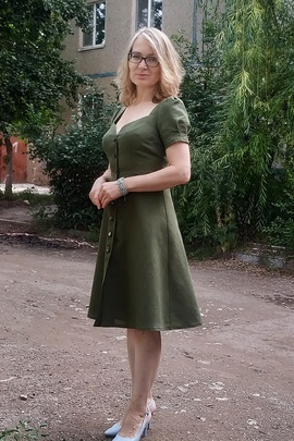 Платье Ролиз.                                 cover of user feedbackПользователь 121444