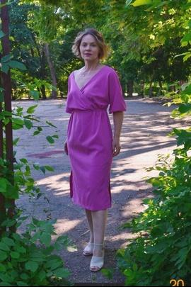 Платье Регина.                                 cover of user feedbackПользователь 85118