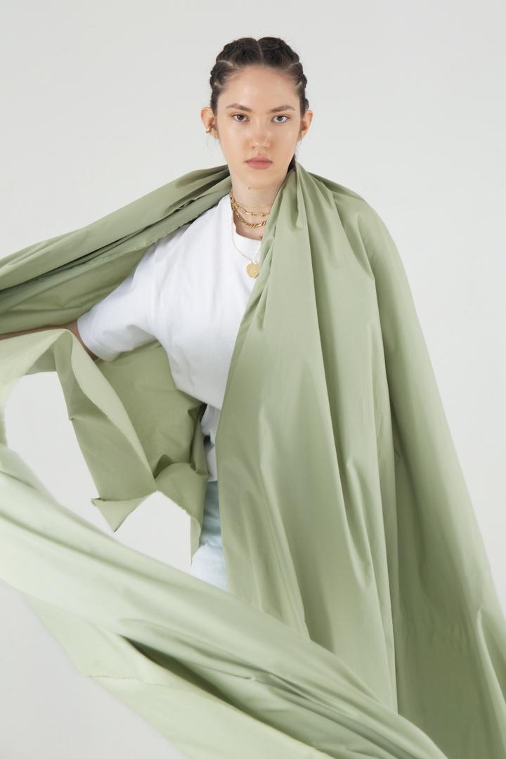 Сорочечная, зеленый