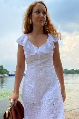 Платье Милана.                                 cover of user feedbackПользователь 174805