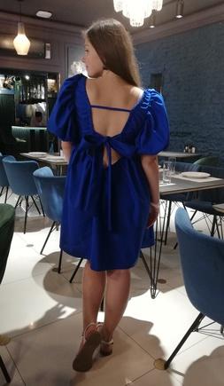 Отличное платье, шьется легко