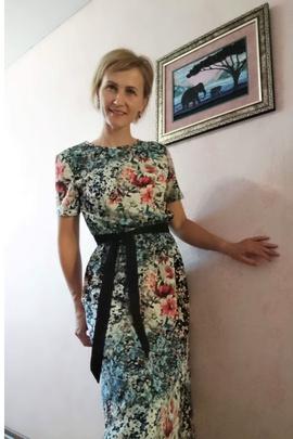 Платье Бланш.                                 cover of user feedbackПользователь 175125