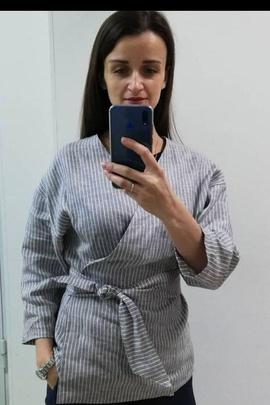 Жакет Селена.                                 cover of user feedbackСветлана