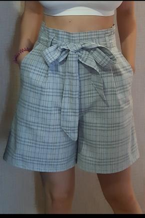 Идеальные шорты из льна!