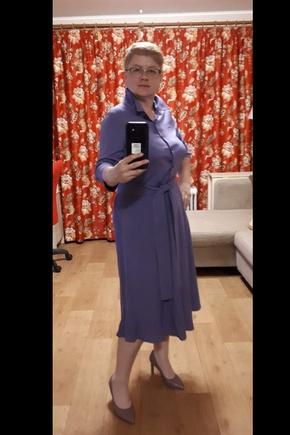Платье  для работы