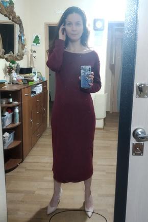 Платье вместо джинс
