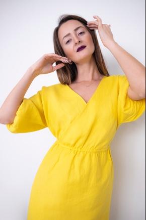 Необычное и привлекающее внимание платье