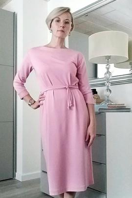 Платье Тельма.                                 cover of user feedbackMilla