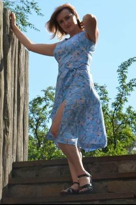 Платье Полин.                                 cover of user feedbackПользователь 65470