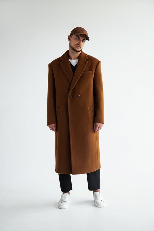 Пальто Бернард