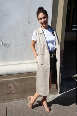 Платье Магали.                                 cover of user feedbackИрина