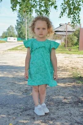 Платье Мелания.                                 cover of user feedbackПользователь 60489